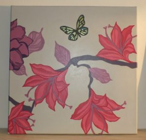 Canvas - Dragonfly Decor